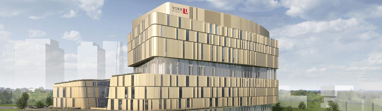 York University in Markham