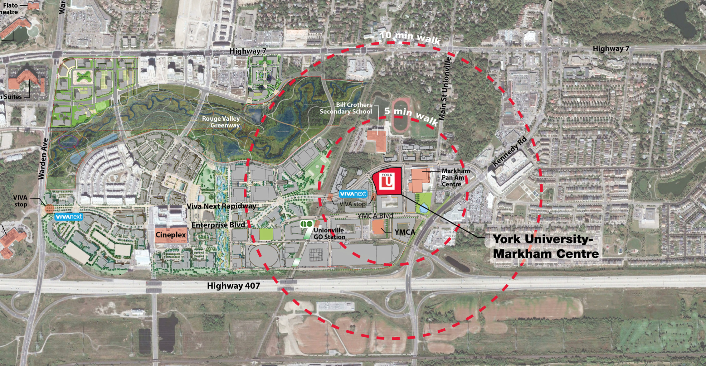 York University in Markham