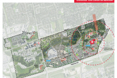 York-University-Markham-Centre_map
